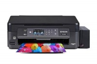 Принтер МФУ Epson  XP-2100+СНПЧ(A4 / 5760*1440dpi / 15стр / 4цв / USB / WiFi)