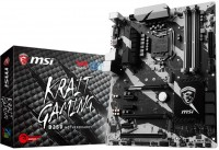 Материнская плата MSI B250M KRAIT GAMING (RTL) LGA1151 <B250> PCI-E HDMI+DVI GbLAN SATA ATX 4*DDR4
