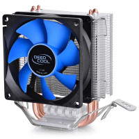 Вентилятор Deepcool ICE EDGE MINI FS V2.0 (FM1-AM4 / 775-1156 / 3пин / 2200 об / 24.7дБ / 25.1 CFM / 100Вт)