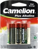 Элемент питания C уп.2шт. Camelion <MN1400-2> (LR14) (1.5V, Alkaline)