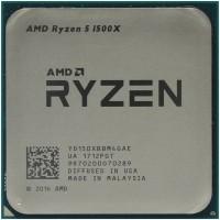 Процессор AMD Ryzen 5 1500X AM4 (YD150XBBM4GAE) 3.5 GHz (OEM)