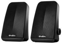 Колонки SVEN 380 (2x3Вт / 100Гц–20кГц / jack3.5 / USB)