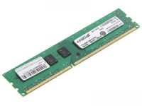 Память DDR3 4Gb <PC3-12800> Crucial <CT51264BA160B> 1.5V CL11
