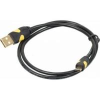 Кабель microUSB -> USB 0.75м Smooth