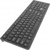 Клавиатура беспроводная Defender SM-535 Black 105КЛ