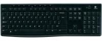Клавиатура USB Logitech K120 105КЛ Black