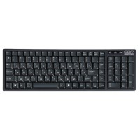 Клавиатура USB CBR КВ-103 104КЛ+12КЛ