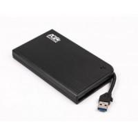 Корпус для HDD 2.5 USB3.0->SATA AgeStar <3UB2A14>