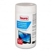 Салфетки Buro BU-Tscrl для экранов ЭЛТ мониторов