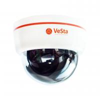 IP-камера купольная Vesta VC-7260 2Мп f=3,6, Белый, IR, PoE, микрофон