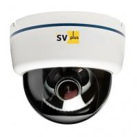 IP-камера SVIP-140 (купольная / 1 / 4 CMOS 1 Mpix / Объектив f=2,8 / 3,6 мм / Токопотребление 12В, 2A)