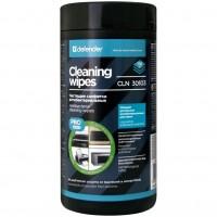 Влажные чистящие салфетки Defender <CLN30103> (110 шт / антибактериальные)