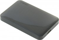 Внешний HDD 1Tb Toshiba Ready <HDTP210EK3AA> Black 2.5 USB3.0
