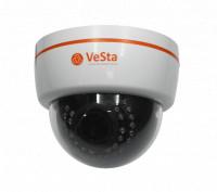IP-камера внутренняя Vesta VC-3244V 2Мп / f=2.8-12 / IR, / 1920x1080Р встроенный микрофон