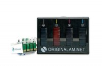 СНПЧ ORIGINALAM.NET Classic (без чипа / карт.тип 8) Замок 4 цв.