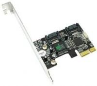 Контроллер SATA STLab A-400 (RTL) PCI-E / 2SATA