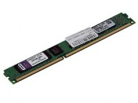 Память DDR3 4Gb <PC3-12800> Kingston <KVR16N11S8 / 4> CL11 LP