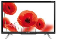 Телевизор 31.5 LED Telefunken TF-LED32S37T2 черный / HD READY / 50Hz / DVB-T / DVB-T2 / DVB-C / DVB-S / USB (RUS)