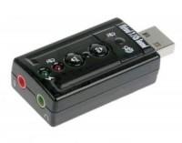 Звуковая карта USB TRUA71 (CM108)