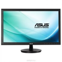 Монитор - 23.6 Asus VS247NR Black TN (16:9,1920x1080,5ms,250cd / m2,170° / 160°,VGA,DVI)