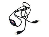 Кабель USB A -> A ST-Lab Datalink U-441 для передачи данных между двумя Host-устройствами USB