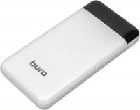 Внешний аккумулятор 21000 mAh Buro <RC-21000-WT> (2.1А, 2xUSB)