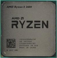 Процессор AMD Ryzen 5 2600 AM4 (YD2600BBM6IAF) 3.4GHz  /  6core  /  3+16Mb  /  65W Socket AM4 (OEM)