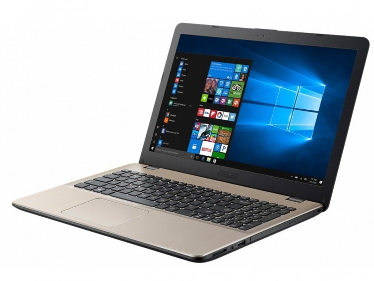 "Ноутбук 15,6"" Asus X542UQ-DM274T intel i3-7100U / 6Gb / 500Gb / GF940MX / DVDRW / WiFi / Win10"