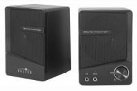 Колонки OKLICK OK-126 (2x3Вт / 100Гц–20кГц / jack3.5 / USB)