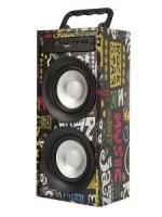 Колонка KS-is KS-314 (2x3Вт / 20Гц–20кГц / jack3.5 / microSD / Bluetooth / FM / USB)