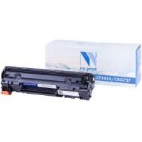 Тонер-картридж для HP / Canon 283X NV-Print (M225 MFP / M201)