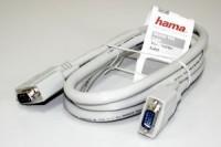 Кабель VGA-M -> VGA-M 1.8м Hama <42089 / 20185>