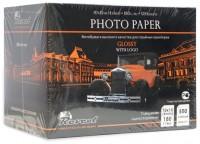 Фотобумага A6 (10x15), глянцевая, 180 г / м2, 500 листов, REVCOL