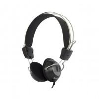 Полноразмерные наушники с микрофоном A4Tech HS-23 (20Гц–20кГц / 2м / регулировка)
