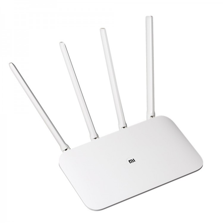 Маршрутизатор Xiaomi Mi WiFi Router 4 802.11ac,867Mbps / 2.4-5Ghz,2UTP-1000Mbps / 1WAN