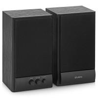Колонки SVEN SPS-607 (2x3Вт / 80Гц–18кГц / jack3.5 / 220V)