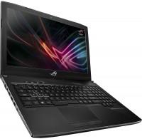 Ноутбук 15,6 Asus GL503VD intel i5-7300HQ / 8Gb / 1Tb+256Gb SSD /  GTX1050 2Gb / DOS Black Metal