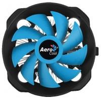 Вентилятор Aerocool BAS U-PWM Soc-FM2+, AM2+, AM3+, AM4, 1150, 1151, 1155, 4-pin 15-26dB110W 361g