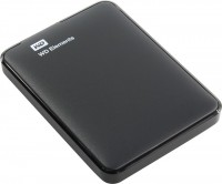 "Внешний HDD 1Tb WD Elements <WDBUZG0010BBK-WESN> Black 2.5"" USB3.0"