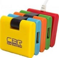 Концентратор USB2.0 CBR CH155 4-port