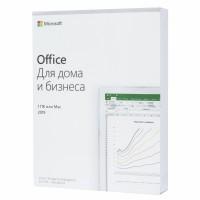 ПО Microsoft Office 2019 для дома и бизнеса (электронная лицензия) <T5D-03189>