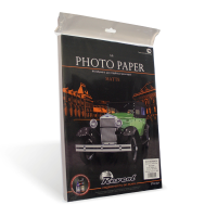 Фотобумага A4, матовая, 140 г / м2, 100 листов, Revcol двухсторонняя