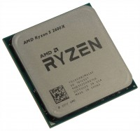 Процессор AMD Ryzen 5 2600X AM4 (YD260XBCM6IAF) 3.6-4.2 GHz / 6core / 3+16Mb / 95W Socket AM4 OEM