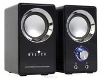 Колонки Oklick OK-116 (2x3Вт) USB 2.0