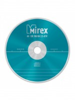 Диск CD-R Mirex 700Mb 12x Cake Box (10шт)