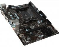 Материнская плата MSI A320M PRO-VD / S V2 SOC-AM4 AMD A320 2xDDR4 / microATX / GblanRAID+VGA+DVI