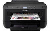 Принтер МФУ Epson WorkForce WF-7210  (A3 / 4800*2400dpi / 10стр / 4цв / струйный / WiFi / сетевой)