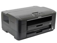 Принтер Epson WF-7015 (A3 / 5760*1440dpi / 15стр / 4цв / струйный / WiFi / сетевой)