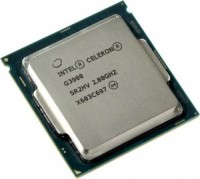 Процессор Intel Celeron G3900 2.8 GHz / 2core / HD G 510 / 0.5+3Mb / 51W / 8 GT / s LGA1151 (OEM)