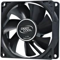 Вентилятор 80*80*25 Deepcool XFAN 80 3пин+molex / 1800об / 20дБ / 82гр